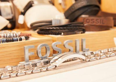 Armbänder der Marke Fossil